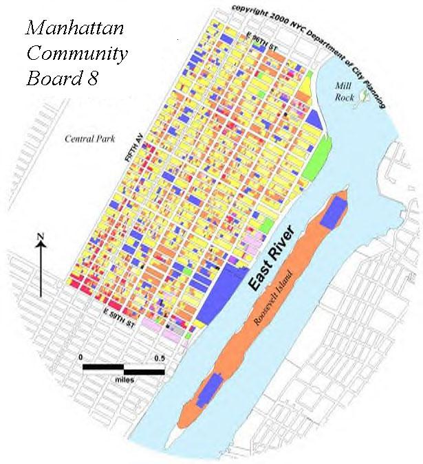 Overview - New York, Manhattan, and Roosevelt Island | Manhattan ...